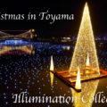 【富山のイルミネーション2020】クリスマスデートにも全17選まとめ