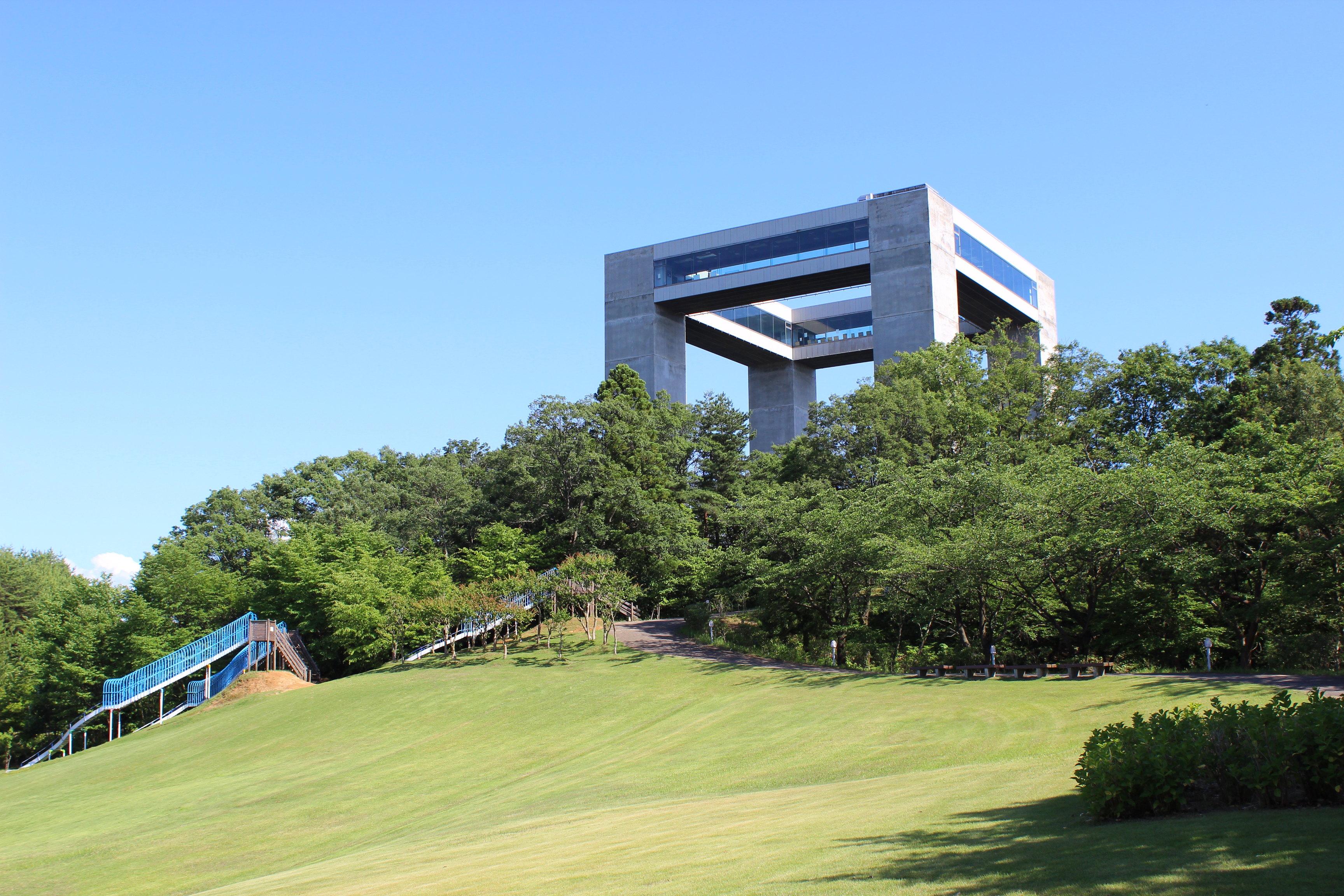 【太閤山ランド】富山県内最大の公園は想像以上にすごかった