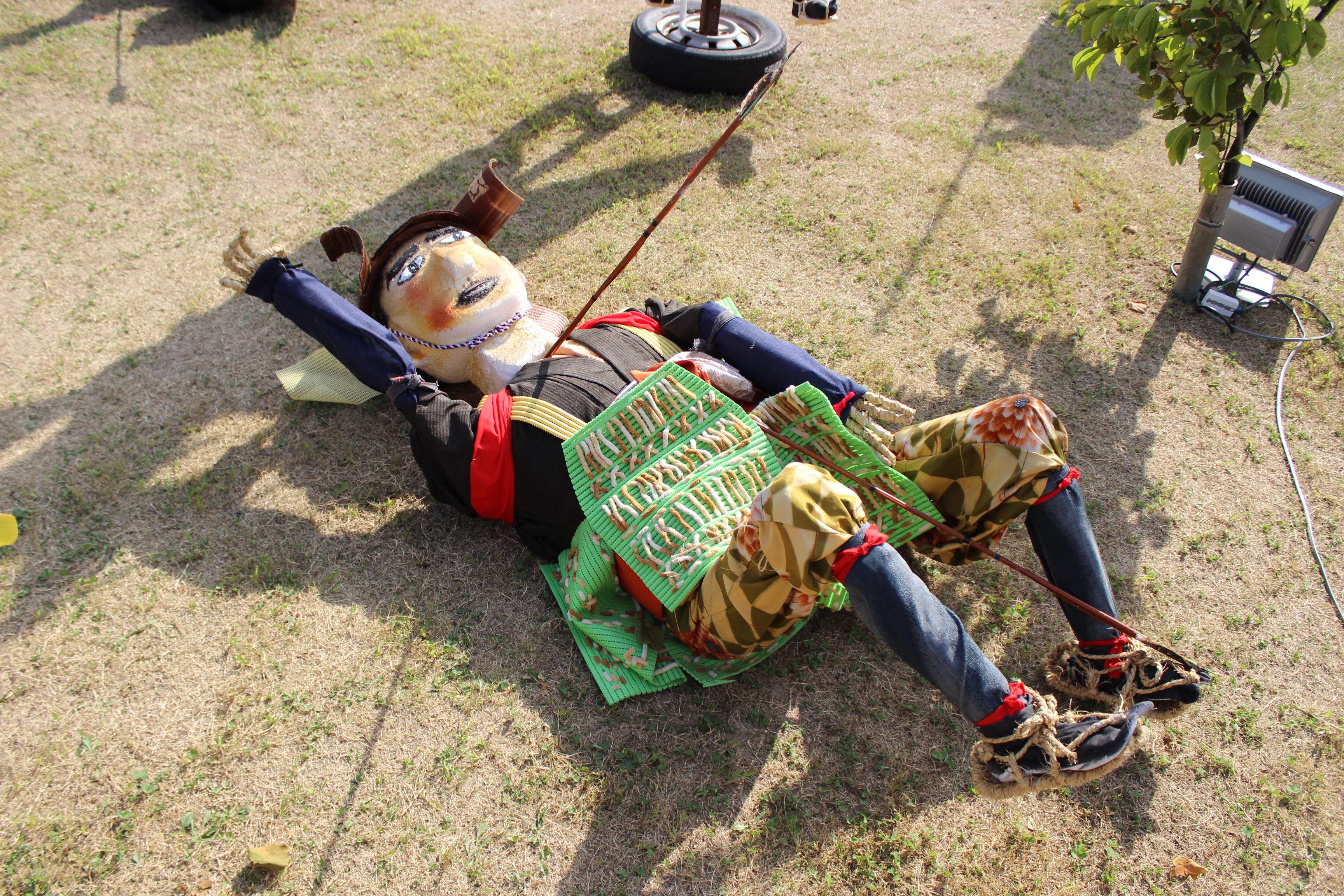 【中田かかし祭2019】カオスすぎる!? 実際に見に行ってきた