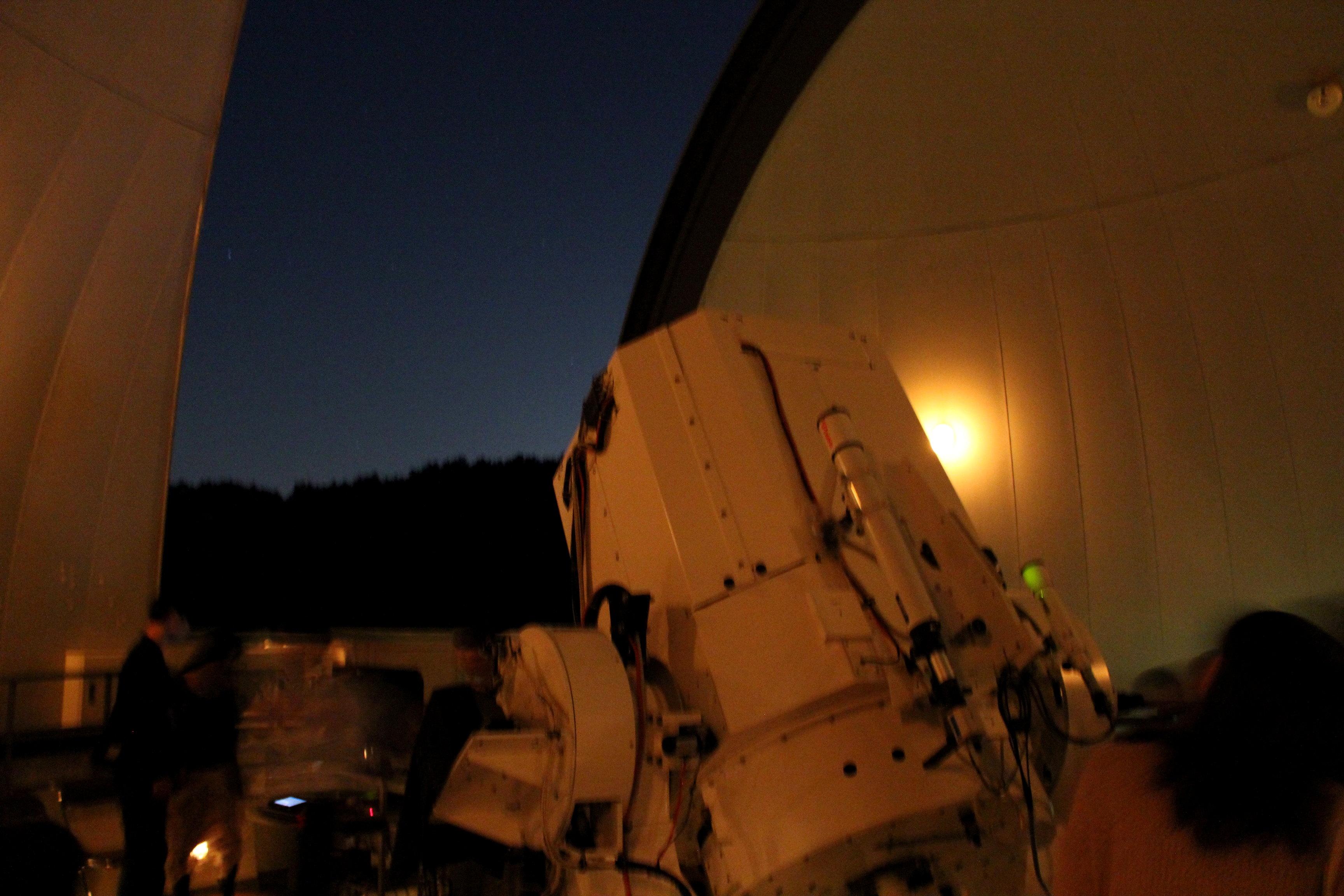 【富山市天文台】バズーカみたいな望遠鏡で星空を見に行ってきた
