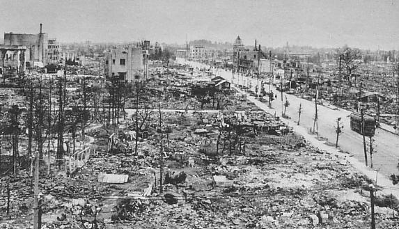 Sendai_after_the_1945_air_raid