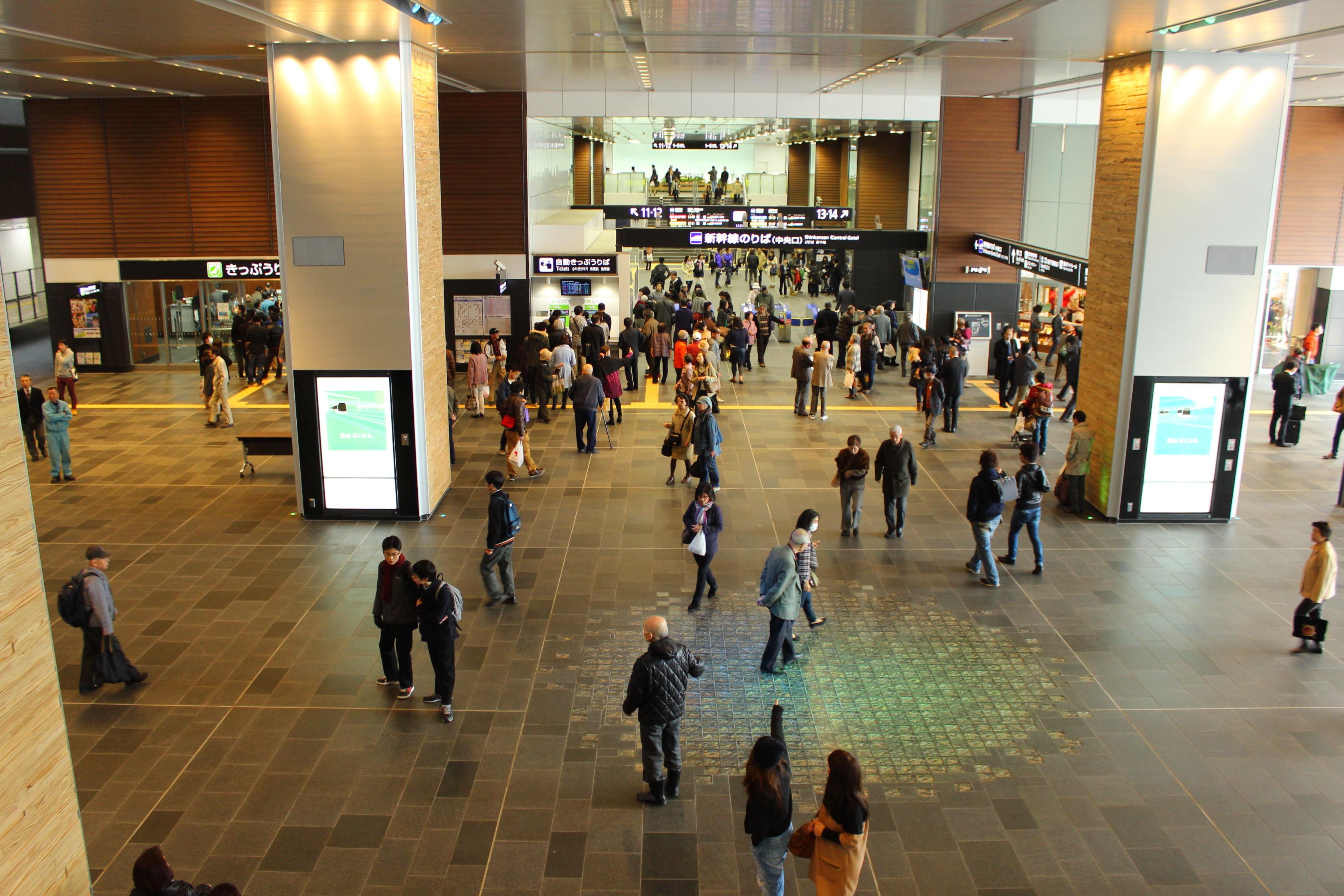 【富山駅前ホテル】駅周辺のアクセス便利な宿泊施設ランキングまとめ