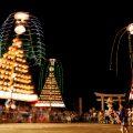 【たてもん祭り2019】じゃんとこい!豪快で手に汗握る魚津の祭
