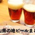 【富山の地ビールまとめ】実はこんなにも!? 4種類を飲み比べてみた